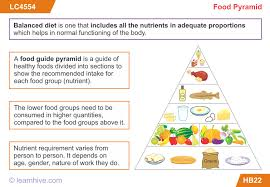 learnhive cbse grade 5 science food lessons exercises and