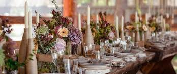 rustic wedding theme wedding flowers wedding decorations