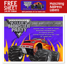 truck birthday party 8 truck birthday party invitation