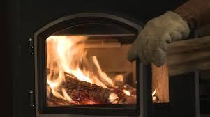 quadra fire adventure wood stove youtube