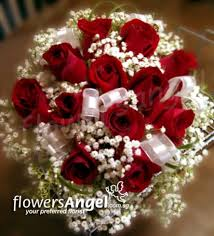 How Much Does A Dozen Roses Cost Flowers Angel Singapore Florist Send The Best Hand Bouquets