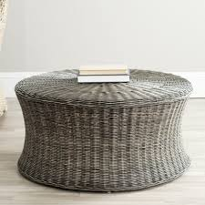 ottoman astonishing target pouf wicker ottoman armchair outdoor