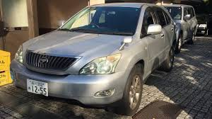toyota harrier 2008 leather trim 2008 toyota harrier airs tokyo japan youtube