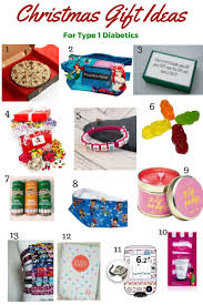 gifts for diabetics 13 christmas gift ideas for type 1 diabetics