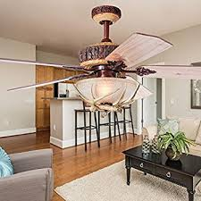 Ceiling Fans For Living Rooms Vaxcel Fn52265wp Log Cabin Ceiling Fan 52 Weathered Patina