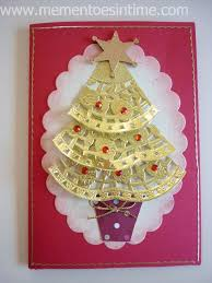 christmas cards and cardmaking ideas mementoes in time