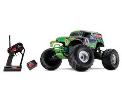 grave digger monster jam 1 10 electric rtr rc monster truck