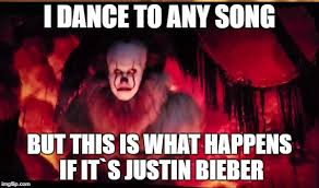 Pennywise The Clown Meme - pennywise dancing imgflip