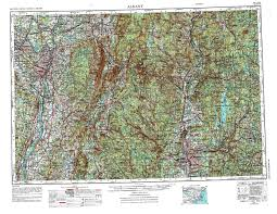 Map Ny New York Topo Maps Topographic Maps 1 250 000
