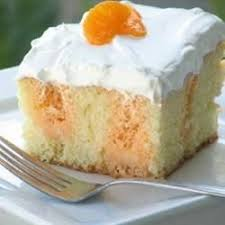 creamy orange cake recipe allrecipes com