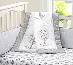 woodlands nursery bedding pottery barn kids baby pinterest