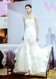 Wedding Dress Jobs Timeless Elegance Korean Bridal Runway Show By The Louvre Bridal
