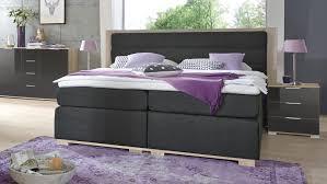Schlafzimmer Betten Komforth E Ohio Bett Für Schlafzimmer Anthrazit San Remo Eiche 180