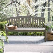 horizon ft teak outdoor bench images with fascinating outdoor