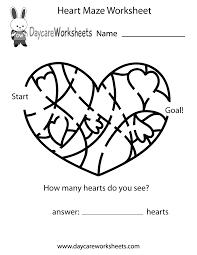 preschool maze worksheets