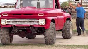 Classic Chevy Trucks Lifted - come get u0027ed 1966 chevy step side mud dragster youtube