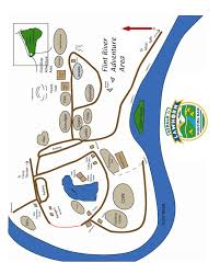 Philmont Scout Ranch Map Maps Of Frc Properties