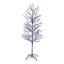 shop northlight lb international 6 ft pre lit twig slim artificial