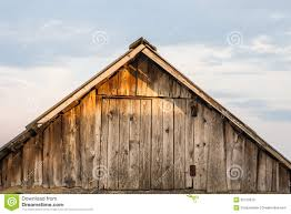 the old barn roof stock photo image 32159970
