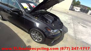 2007 lexus gs 350 key battery parting out 2013 lexus gs 350 stock 5076yl tls auto recycling