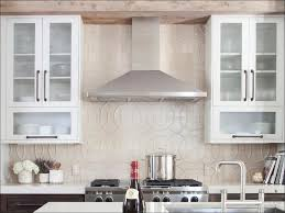Stick On Kitchen Backsplash Subway Tile Backsplash Kitchen Contrasting Tile Backsplash