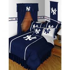 Baseball Comforter Full Mlb New York Yankees Baseball Comforter And Bedding Accessories