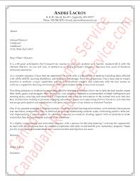 cover letter exles canada assistant letter of introduction