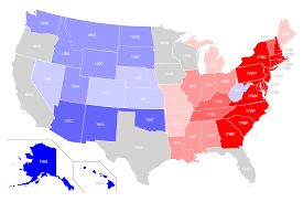 list of us states opinions on list of u s states by date of admission to the union