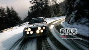 subaru rally wallpaper snow photo collection audi in snow wallpapers 1366x768