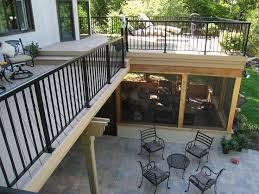 Decks And Patios Designs by 68 Best Second Story Deck Ideas Images On Pinterest Porch Ideas