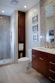 bathroom design trend floating vanities and open storage hgtv