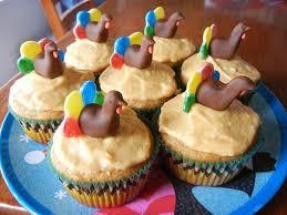 taking the cake thanksgiving cupcake decorating ideas 16 stylish