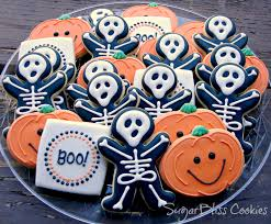 sugarbliss cookies halloween cookie designs pinterest 1