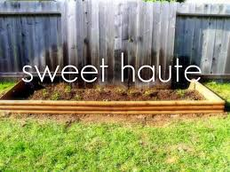 diy organic vegetable garden sweethaute sweethaute