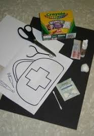 doctors bag craft jesus heals sunday crafts new