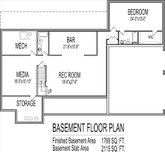 unique house floor plans two story 5 bedroom 5 bath basement