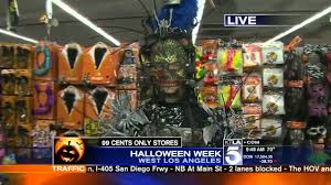ktla halloween special 99 cents only stores costume design youtube