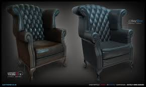 Chesterfield Sofa Images by Scott Homer Chesterfield Sofa Lowpoly