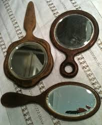 Mirror Collage Wall 20 Best Vintage Hand Mirrors Images On Pinterest Mirror Mirror