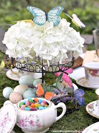 easter tabletop garden tablescape celebrations at home