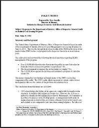 audit memo background image of page 1 b memo 429 class i