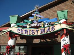 december 4th deck the halls with disney