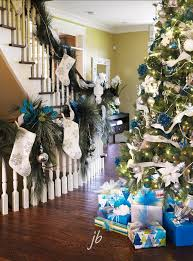 Decoration Staircase Christmas by New Christmas Decorating Ideas Home Bunch U2013 Interior Design Ideas