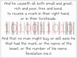 what does the bible say about tattoos in revelations tattoos in