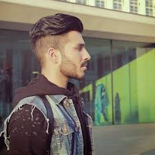 back images of men s haircuts 2015 men s fade haircuts slick back hair fade mens haircuts
