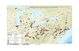 Map Of The Midwest Midwest Regional Carbon Sequestration Partnership