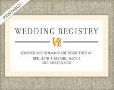 how to wedding registry wedding registry cards in invitations yourweek 70b710eca25e