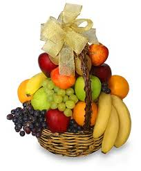 fruit basket classic fruit basket gift basket in culpeper va randy s flowers