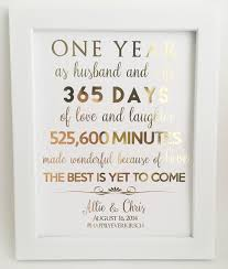 best anniversary gifts lovely one year wedding anniversary gifts for him b31 on images