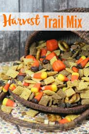 Thanksgiving Trail Mix Make Ahead Sausage Egg U0026 Cheese Muffins Recipe Harvest Party
